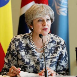 May seeks Florentine renaissance for deadlocked Brexit talks