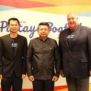 Pattaya to become marine leisure hub of Asia