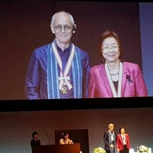 Fukuoka's Grand Prize goes to Pasuk and Baker for acclaimed books on Thailand's changes