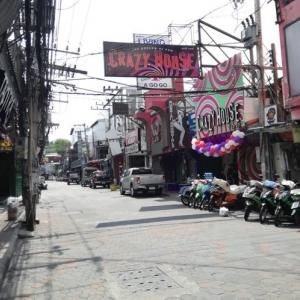 Walking Street bars agree to change signs, but not until city fixes power grid